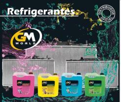 Agua refrigerante -Lavaparabrisas