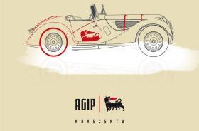 Agip Novecento (Vehículo Clásico)