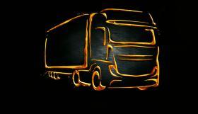 Motor vehículo pesado