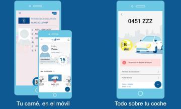 miDGT, nuevas funcionalidades